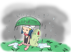 Umbrella by HaxGodJet