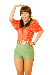 Soyeon #2 PNG by tombiheo