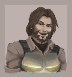 Mccree by sankaritinn