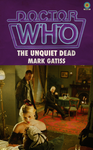 New Series Target Covers: The Unquiet Dead by ChristaMactire