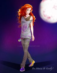 Clary M. Fairchild by loreley25