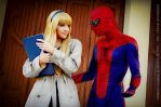 Gwen Stacy - Spiderman by Pinkie-Bunny-Cosplay