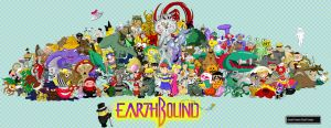 Earthbound Poster by Viking011