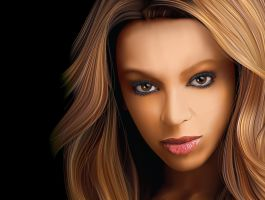 beyonce by quantum67