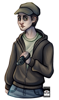 Patreon Reward - Jay - Marble Hornets by Chisai-Yokai