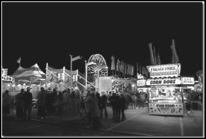 A Carnival Scene by jasonksmith