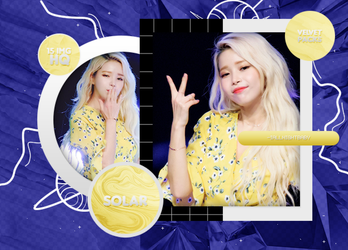 SOLAR (MAMAMOO) / PHOTOPACK #115 by velvetpacks