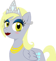 Derpy Pretty by Chrisboe4ever