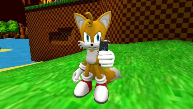Gmod: Tails With A Taser by ElectricFox37