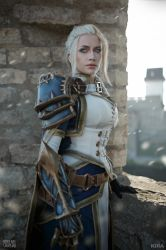 Jaina Proudmoore - Before the Storm 3 by Narga-Lifestream