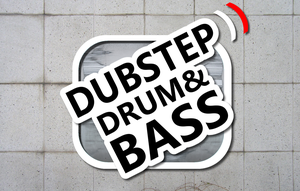 Drum and Bass by huggybear-13