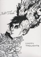 Just Think Happy Thoughts: Final by frankwaygerardiero