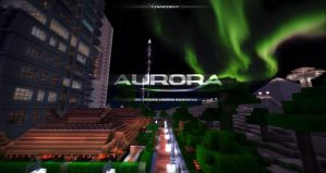 Aurora Texture Pack for Minecraft by NickPolyarush