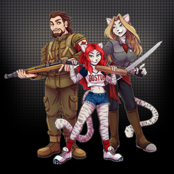 Meet the family by DEFCON613