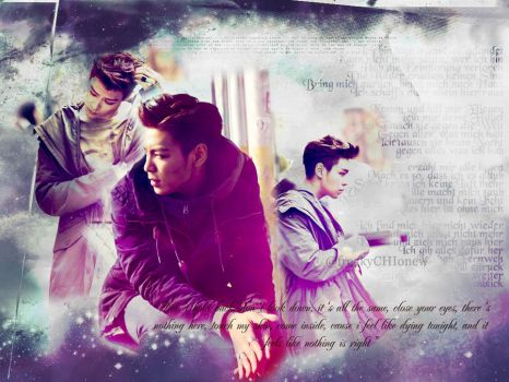 T.O.P CK wallpaper by freakyCHIonew