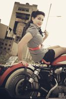 Luque Pin up by Nadixe