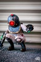 Big Sister's coming - Bioshock by Lily-pily