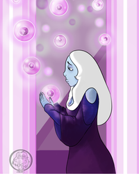 But They Were Hers.. (Blue Diamond SU) by p0ndb4t