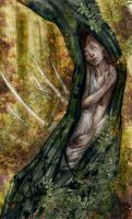 Maid in the oak by BeatrizMartinVidal