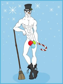 Frosty the Snowman by Brett1486