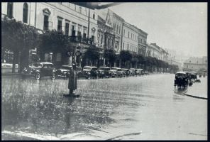 Old times I by Cluj