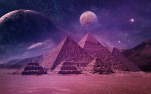 Valley of Pyramids by ZloyKritik
