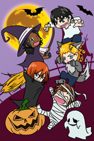 |MCSM| Happy Halloween!!! by shinwuton