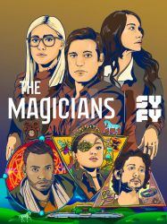The Magicians Mbronk by mbronkmbrink