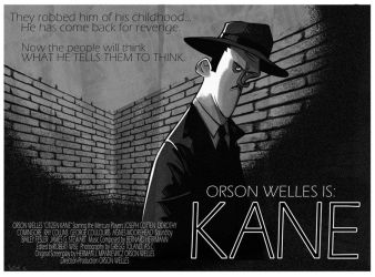 Citizen Kane by JeffVictor