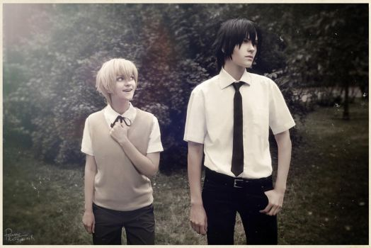 Togainu no Chi - Old photo by Krisild