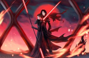 Join the Dark Side by AngelofDeathz