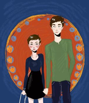 The Fault in Our Stars by LuHander