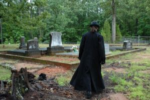 Taylor Jackson Cemetery 28 by LinzStock
