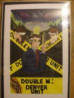 Double M poster by Andailite47