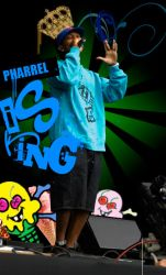 pharrel is king by kABSz