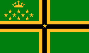 Kingdom of Ontario Flag by Alternateflags