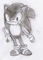 Sonic by LoiseFenollCreation