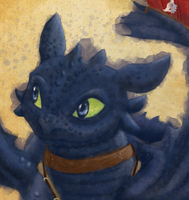 Toothless by Ratty08