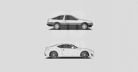 Toyota 86 Generation by AeroDesign94