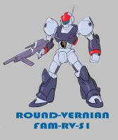 Round Vernian Vifam redesign by Darcad
