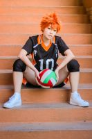I'm Hinata Shouyo, from the concrete. by Thatsasin