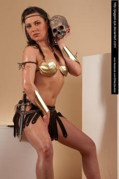 Nelli Warrior-3900 by jagged-eye