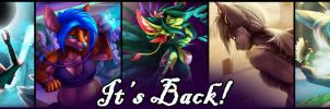 It's Back by Temrin