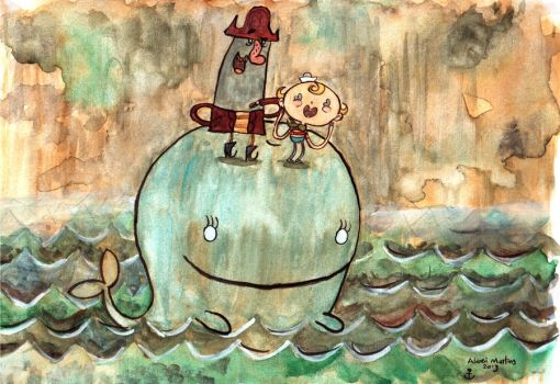 THE MARVELOUS MISADVENTURES OF FLAPJACK by Iceland-Ink