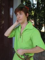 Peter Pan by DisneyLizzi