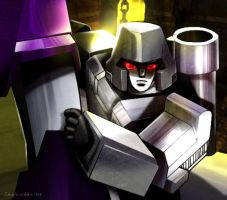 TF - Megatron the vornling by Shinjuchan