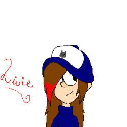 My Gravity Falls Character by werewolf9695