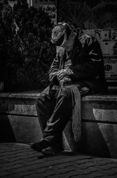My first street photography shot... by theanonymousheart