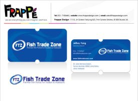FTZ Name Card Design by iamcadence