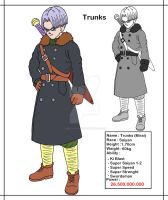 [DBMX] Trunks, Leader of Time Patrol by Cheetah-King